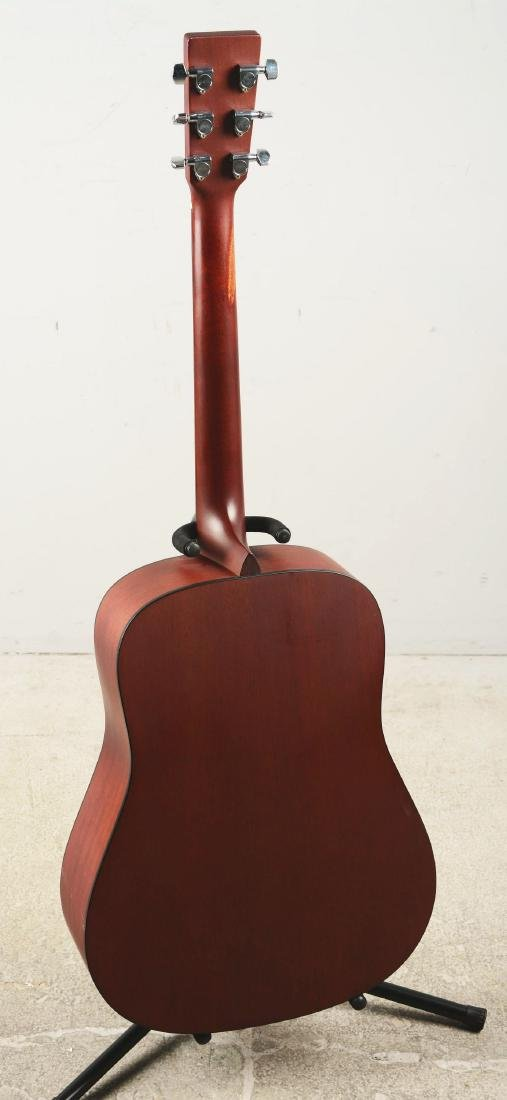 C.F. Martin & Co. DM Mahogany Dreadnought Acoustic - 5