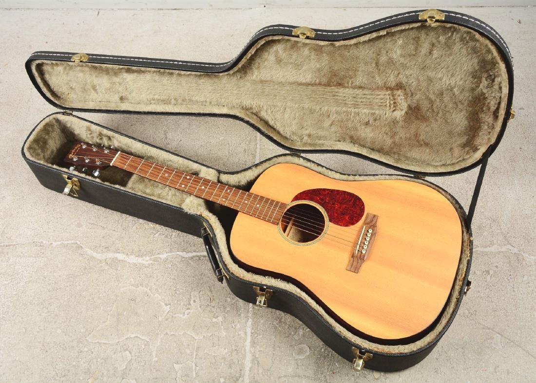 C.F. Martin & Co. DM Mahogany Dreadnought Acoustic - 6