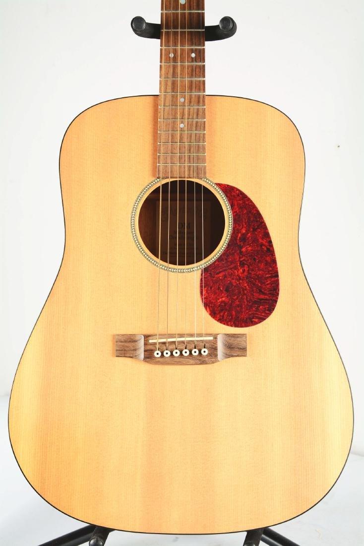 C.F. Martin & Co. DM Mahogany Dreadnought Acoustic - 7