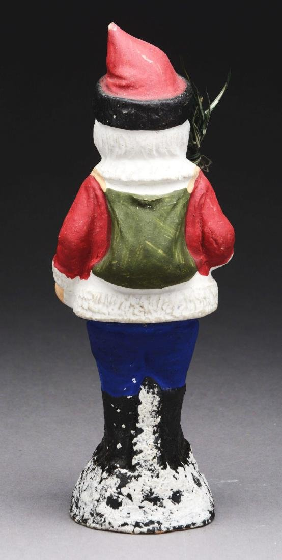 Santa Candy Container. - 2