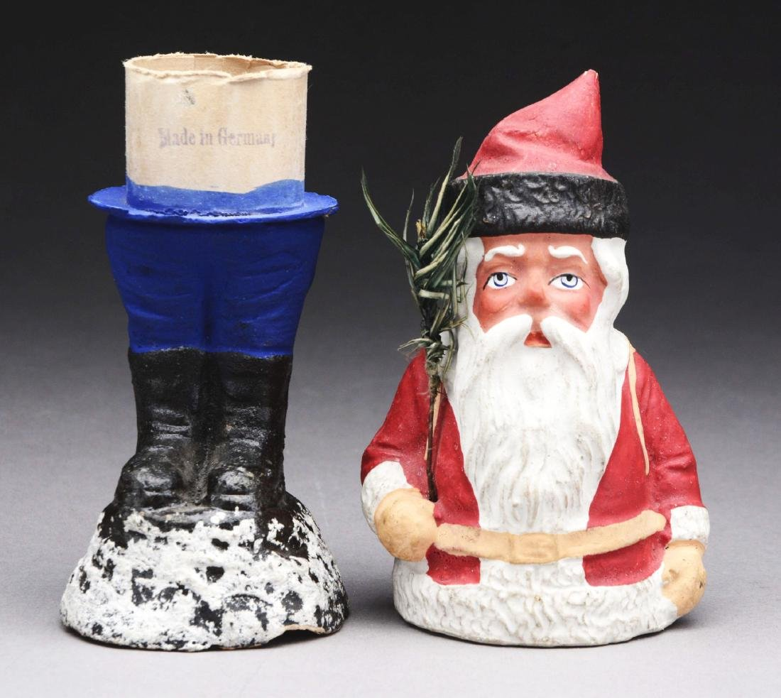 Santa Candy Container. - 3