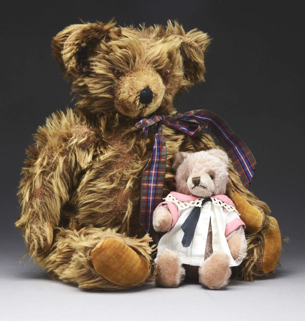 Lot of 2: Stuffed Bears.