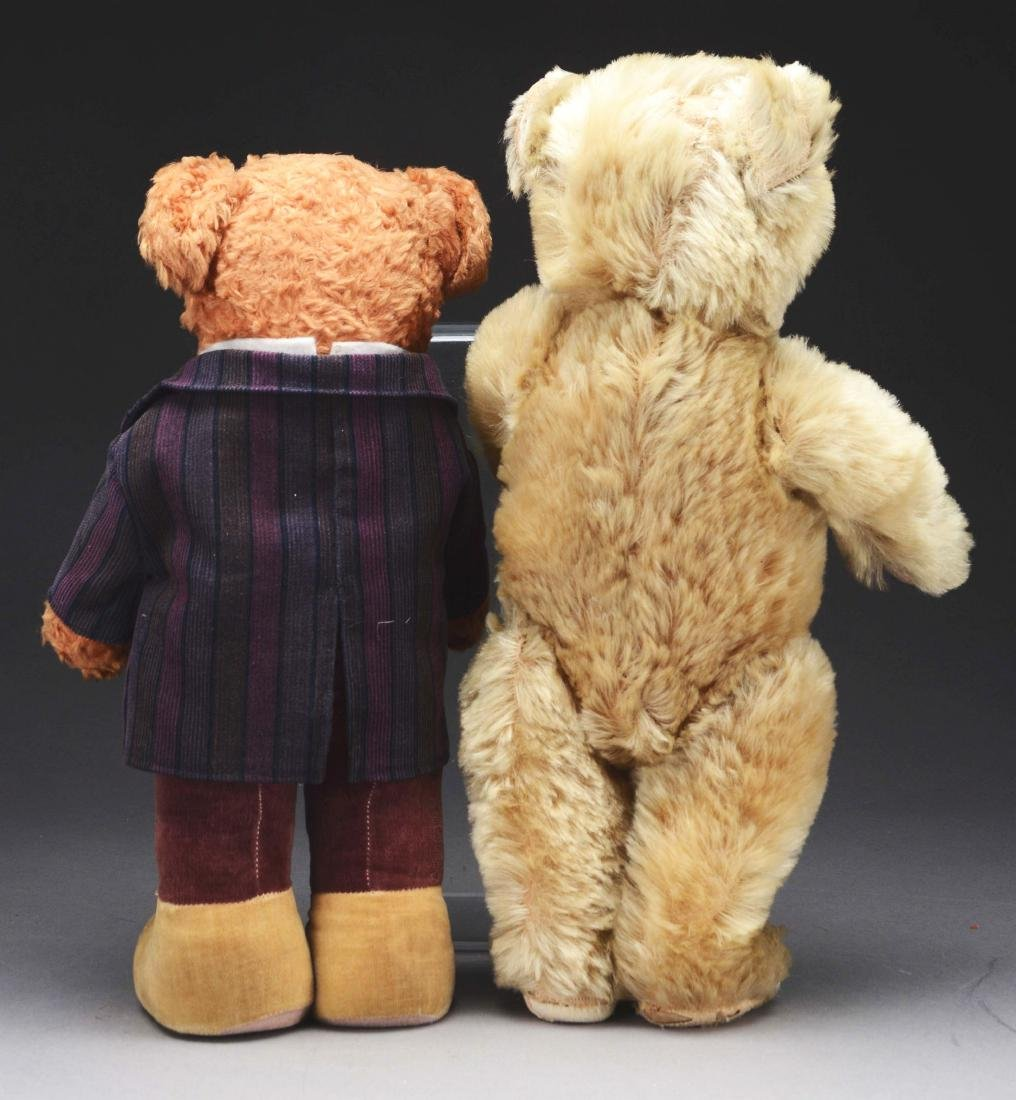 Lot of 2: Stuffed Bears. - 2