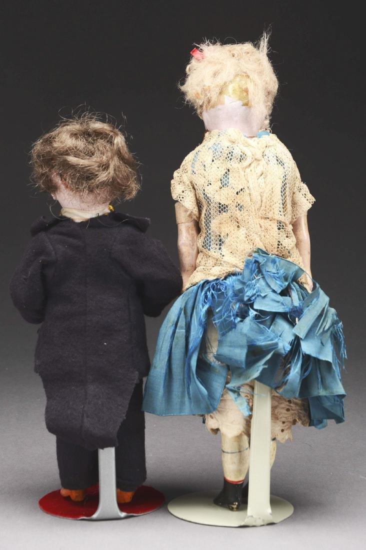 Lot Of 2: Antique Dolls. - 2