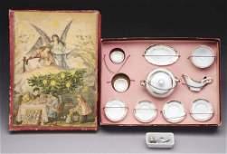 Tea Set In Box.