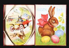 Easter Puzzle  Box