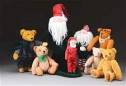 Teddy Bears & Elves