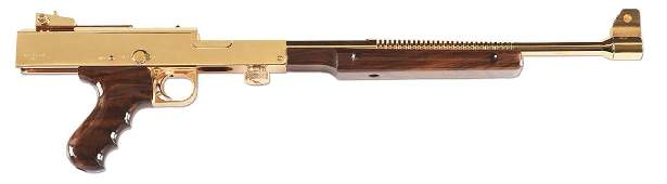 (N) Absolutely Magnificent UNFIRED Gold M-2 Limited