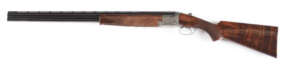 """(M) Browning """"Exhibition"""" Superposed Over Under Shotgun - 2"""
