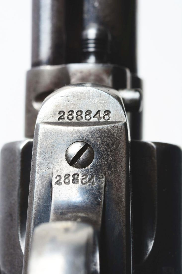 (C) Colt Bisley Single Action Army Revolver (1907). - 6