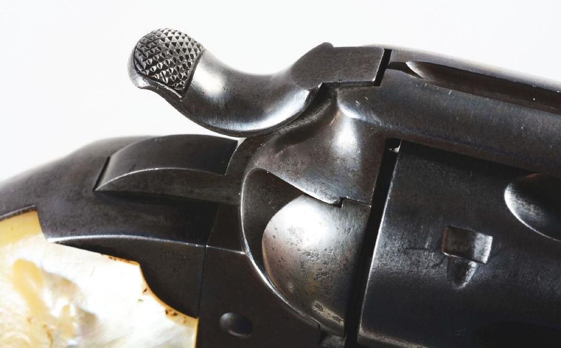 (C) Colt Bisley Single Action Army Revolver (1907). - 8