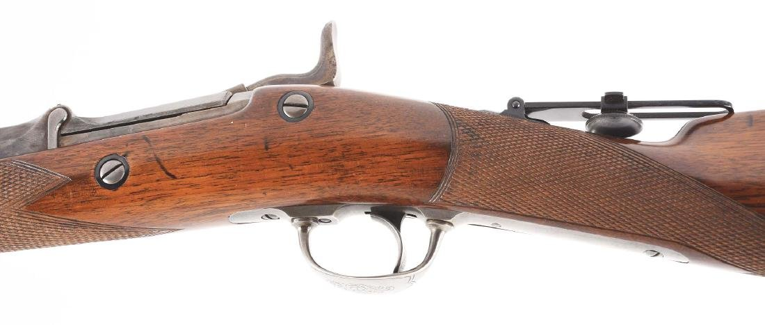 (A)   RARE SPRINGFIELD MODEL 1875 TYPE II OFFICER'S - 5