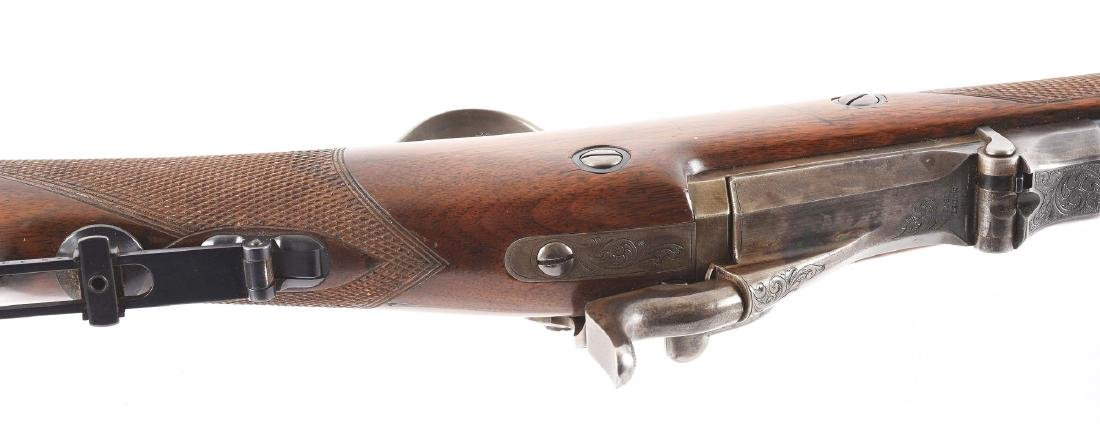 (A)   RARE SPRINGFIELD MODEL 1875 TYPE II OFFICER'S - 6