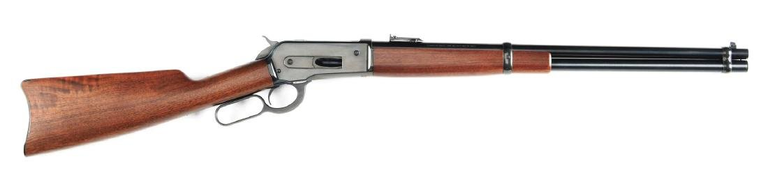 (M) Browning Model 1886 Lever Action Carbine.