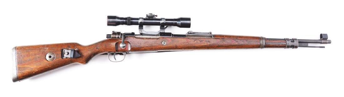 (C) Karabiner 98k Sniper Variant Mauser Code.