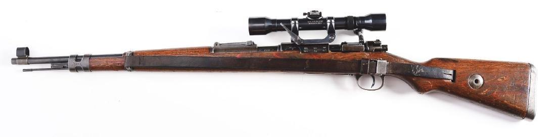 (C) Karabiner 98k Sniper Variant Mauser Code. - 2