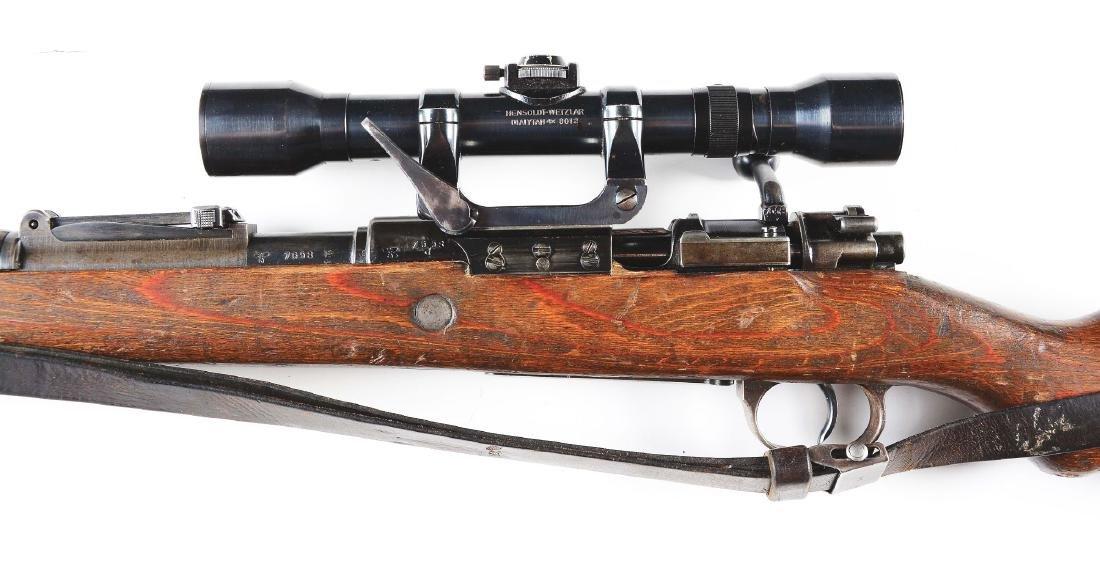 (C) Karabiner 98k Sniper Variant Mauser Code. - 3