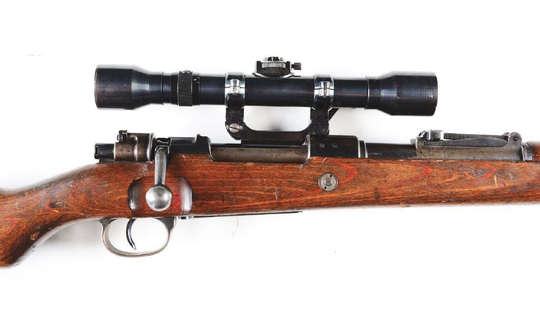 (C) Karabiner 98k Sniper Variant Mauser Code. - 5