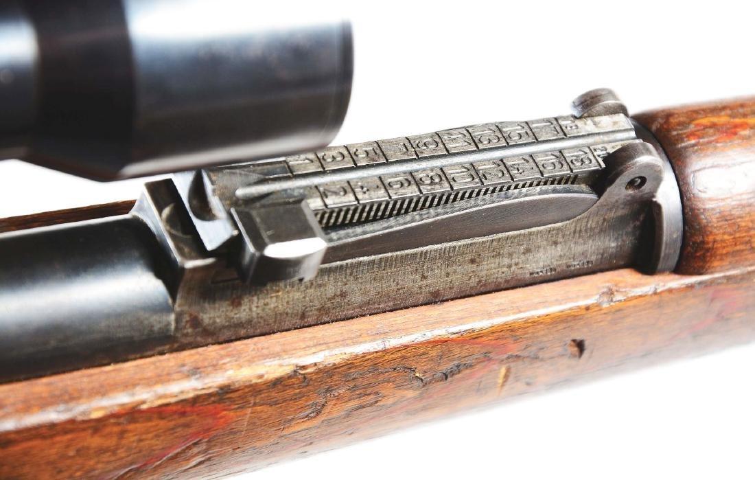 (C) Karabiner 98k Sniper Variant Mauser Code. - 7