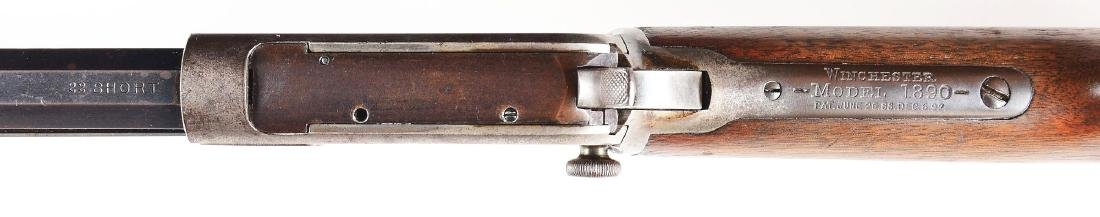 (C) Case Colored Winchester Model 1890 Slide Action - 6