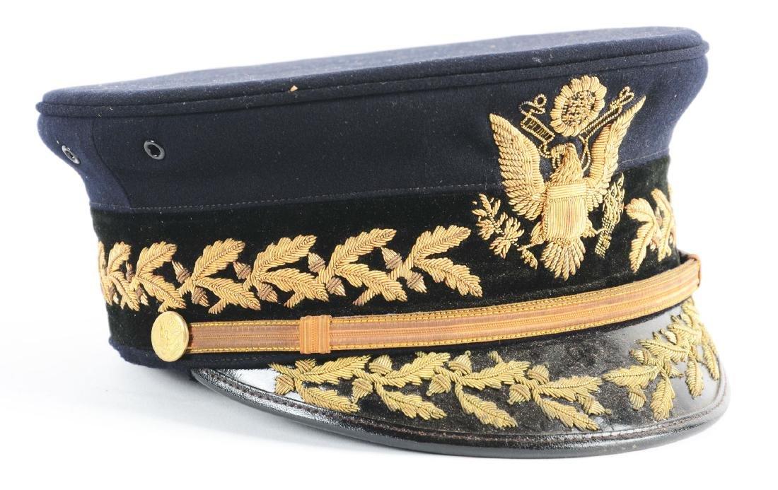 Boxed U.S. Army Model 1902 General's Full Dress Visor - 2