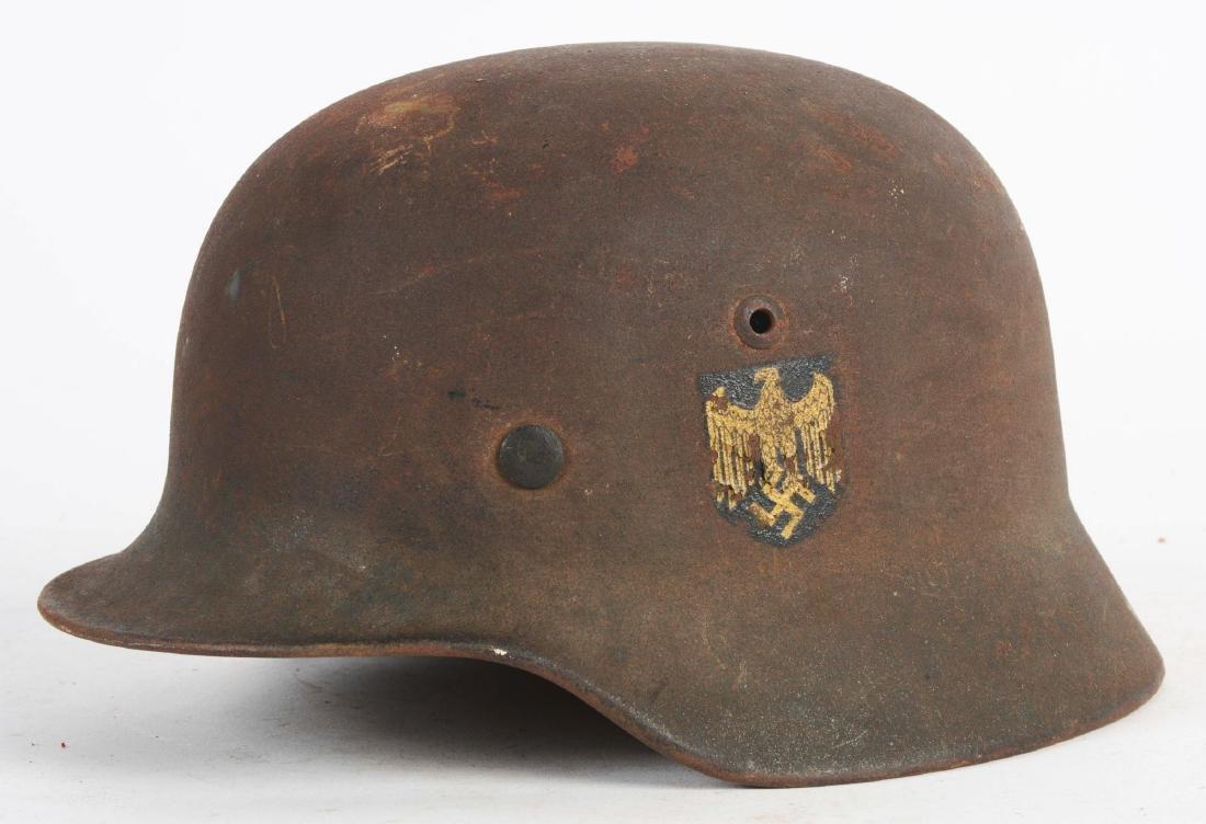 German WWII Heer M35 Factory Reissue Single Decal - 2