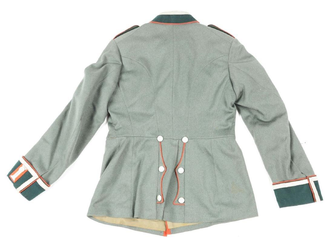 Third Reich Army Artillery NCO Dress Tunic. - 2