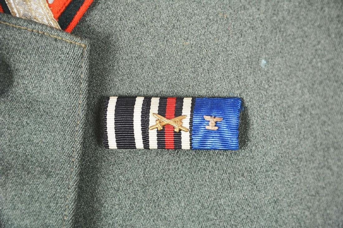 Third Reich Army Artillery NCO Dress Tunic. - 5