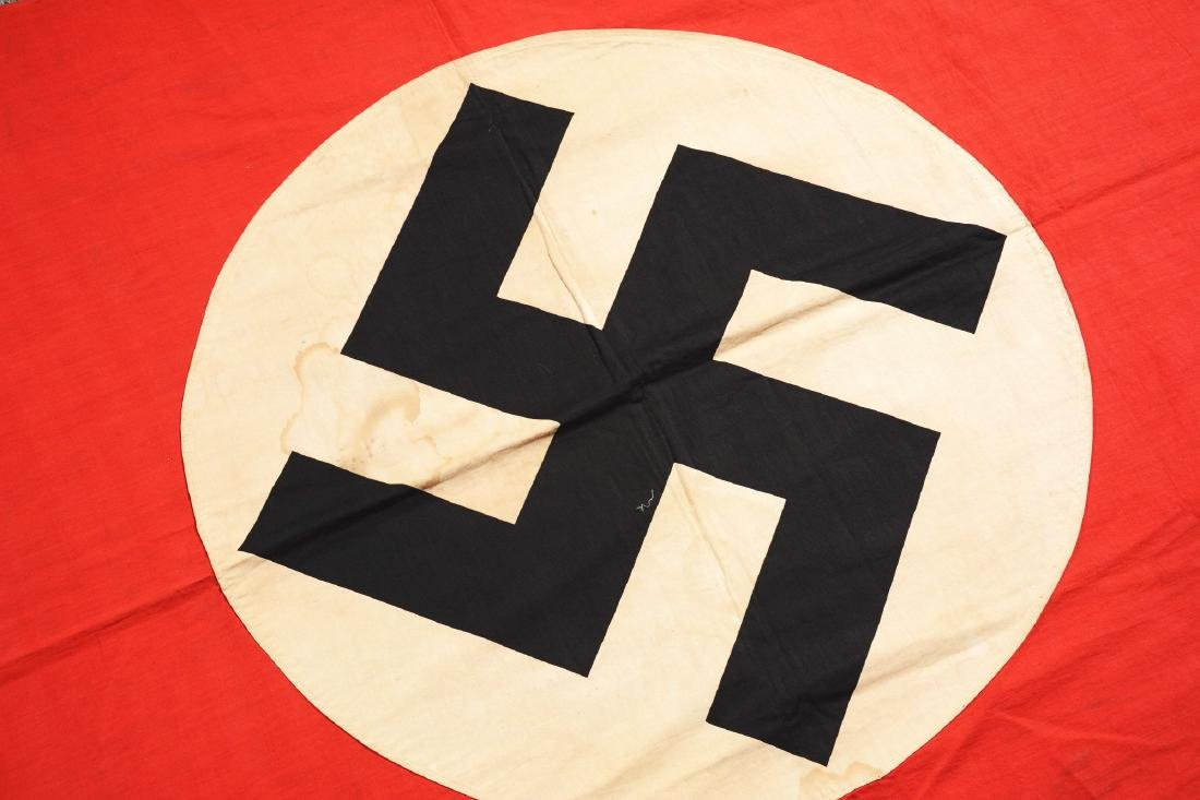 Lot of 2: Third Reich Flags. - 3