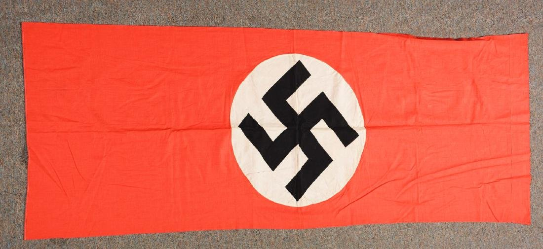 Lot of 3: Nazi Banners. - 4