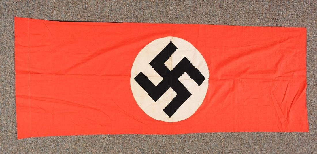 Lot of 3: Nazi Banners. - 5