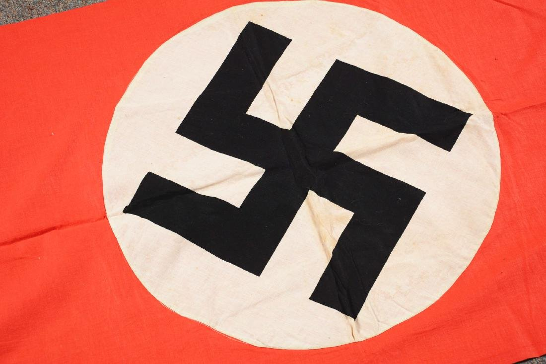Lot of 3: Nazi Banners. - 6