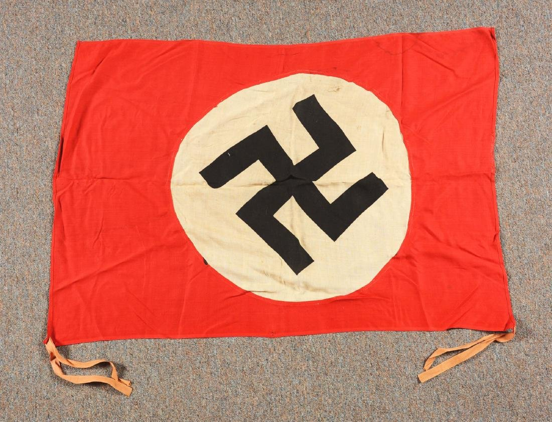 Lot of 3: Nazi Banners. - 7