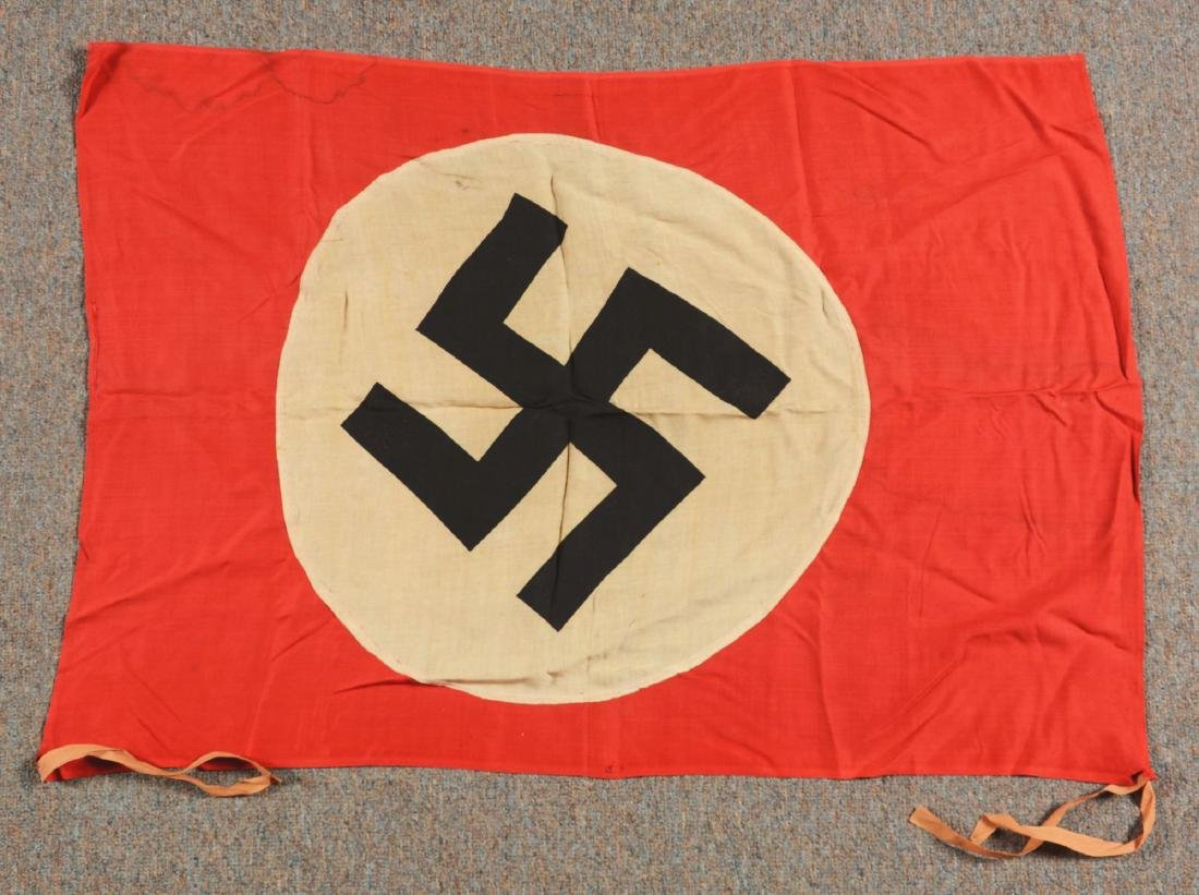 Lot of 3: Nazi Banners. - 8
