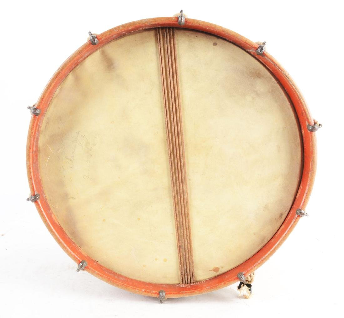 19th Century New York National Guard Snare Drum. - 5