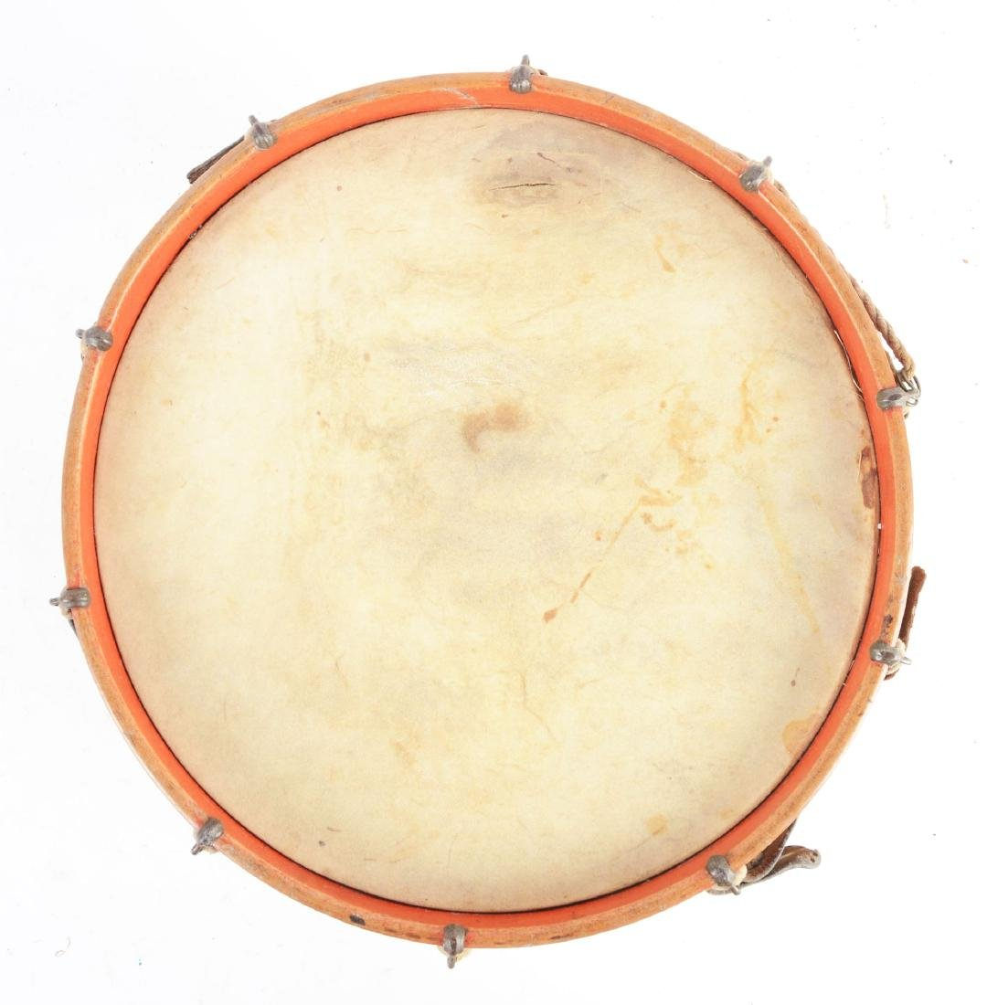 19th Century New York National Guard Snare Drum. - 6