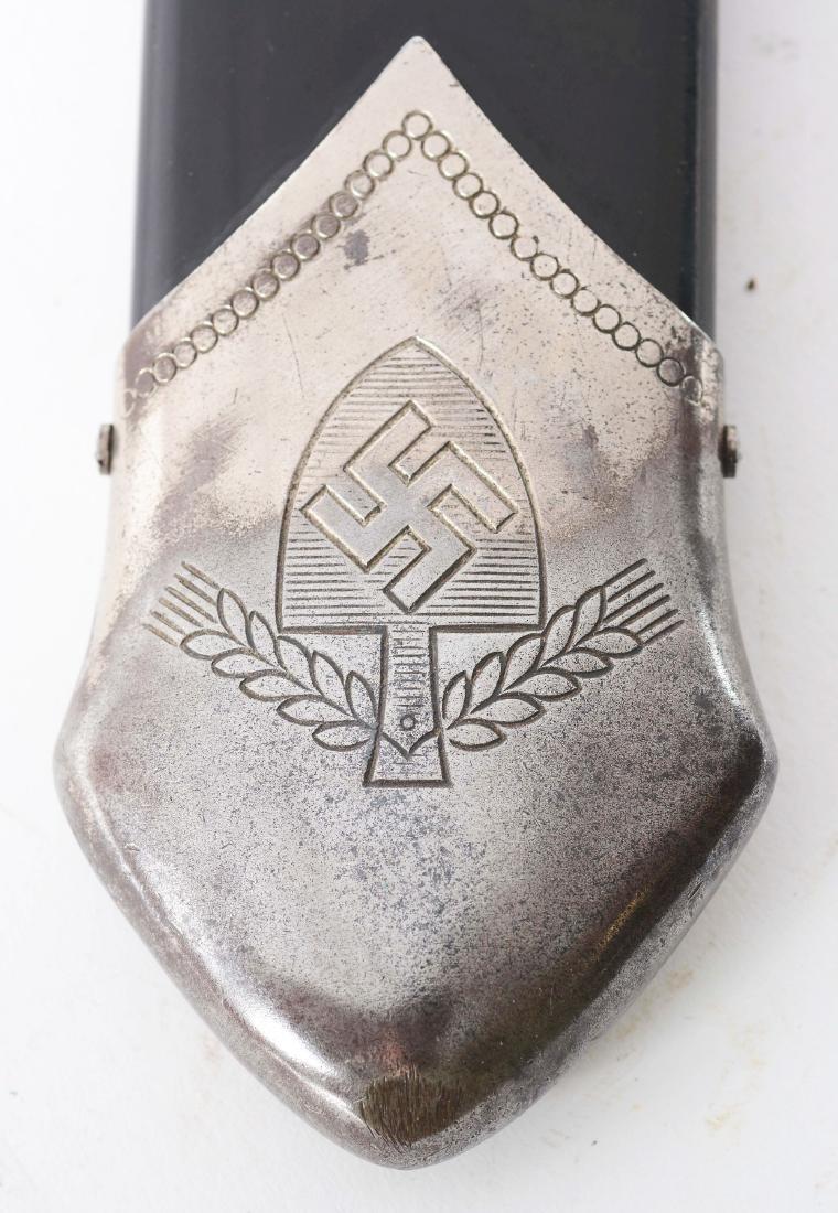 Lot of 2: Third Reich RAD Hewer & Second Model - 5