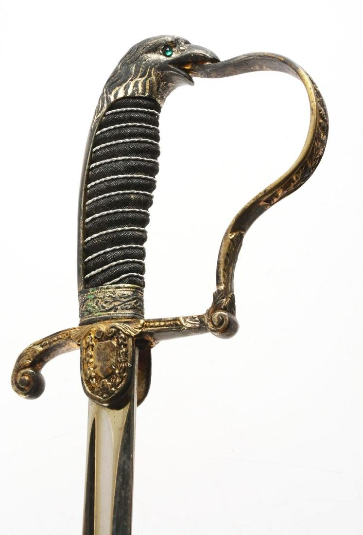 Third Reich Justice Official's Sword. - 4