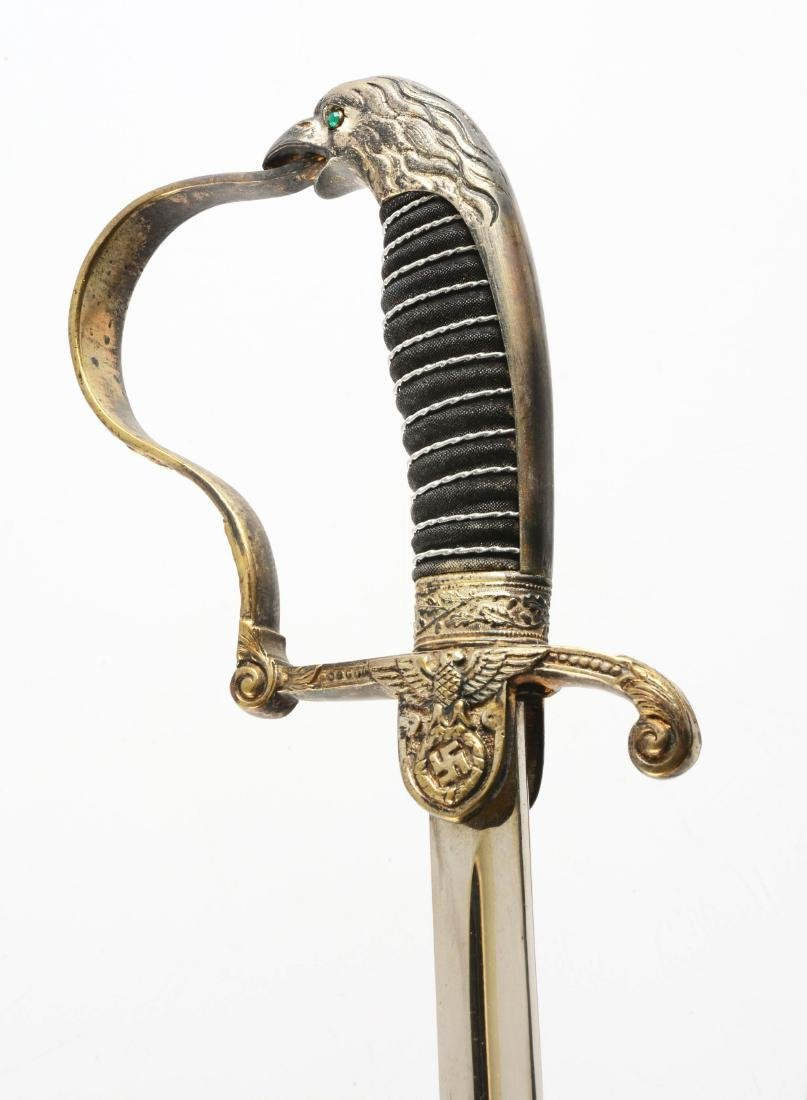 Third Reich Justice Official's Sword. - 5