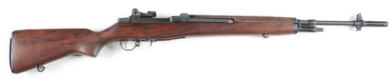 (M) Springfield Armory M1A Semi-Automatic Rifle.