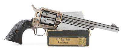 M Boxed 2nd Generation Colt Single Action Army