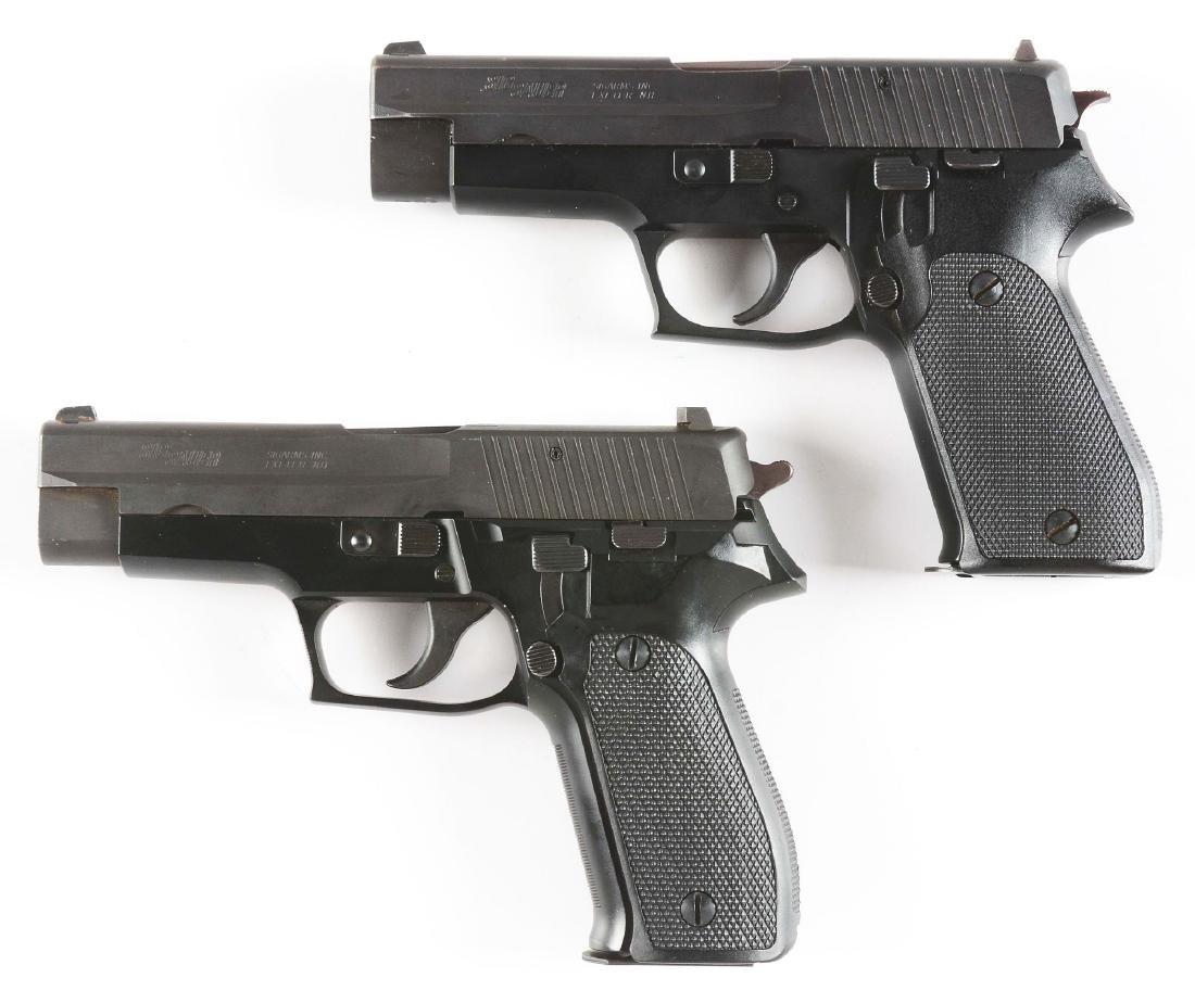 (M) Lot of 2: West German Sig Sauer P220 & West German - 2