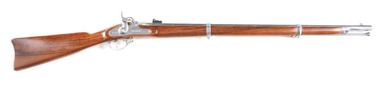 A Near Mint Colt 1861 Reproduction Percussion Rifle