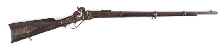 A Sharps New Model 1863 BreechLoading Military