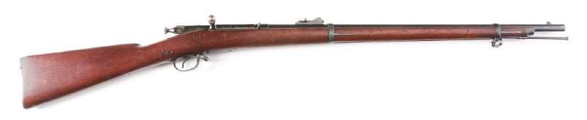 A Rare High Condition US Springfield Model 1882