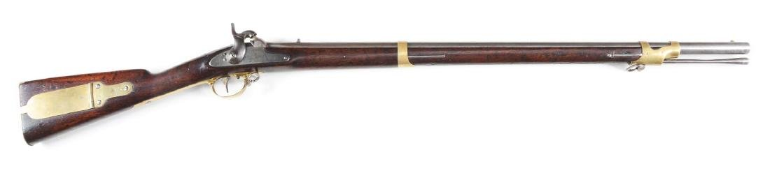 """(A) Scarce Model 1841 """"Mississippi"""" Percussion Rifle by"""
