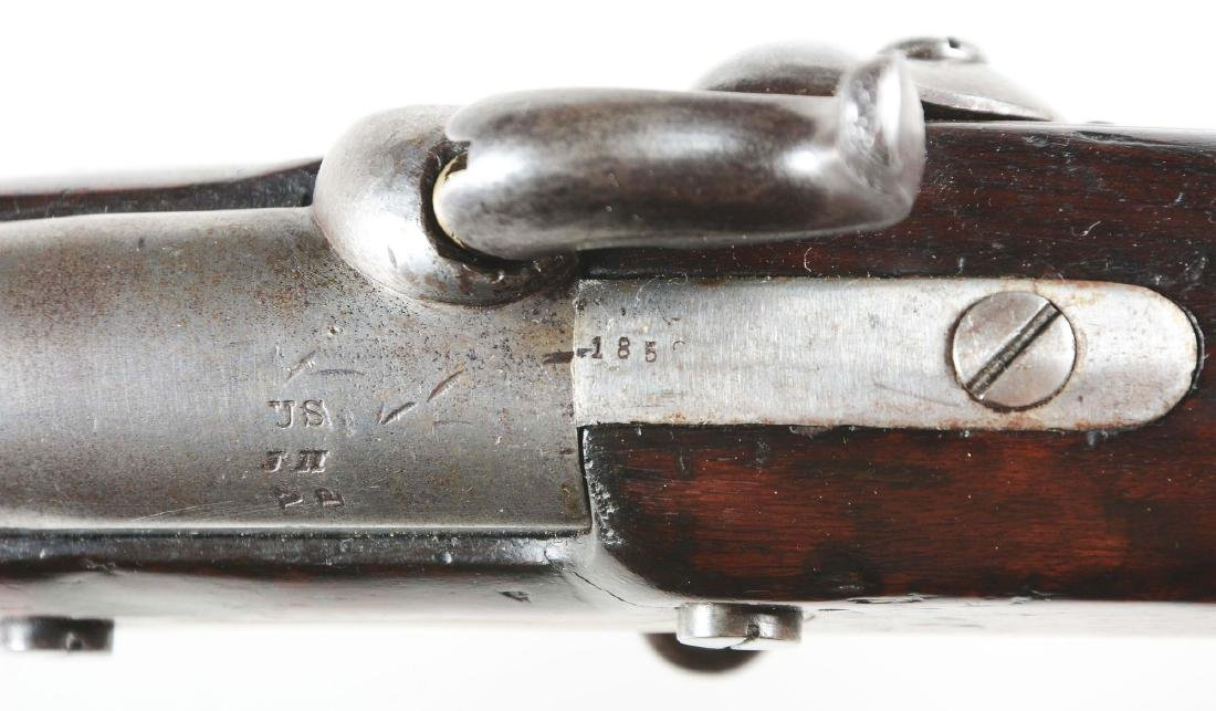 """(A) Scarce Model 1841 """"Mississippi"""" Percussion Rifle by - 3"""
