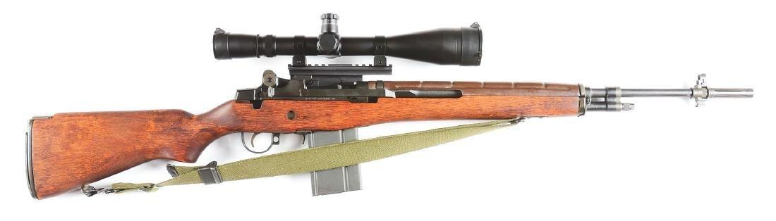 (M) Armscorp M-1A Semi-Automatic Rifle with Leupold