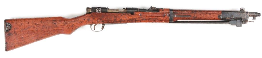 (C) Japanese Type 44 Calvary Carbine.