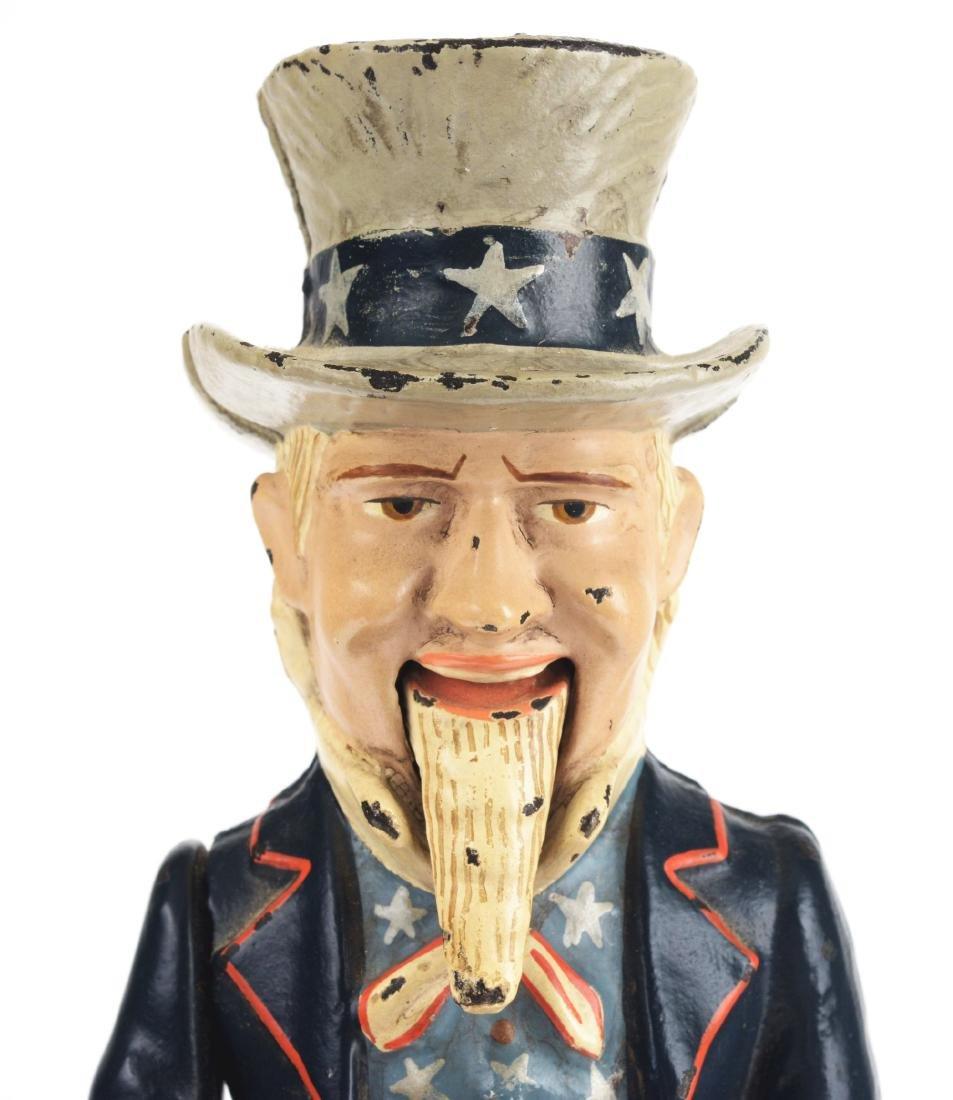 Uncle Sam Mechanical Bank. - 3